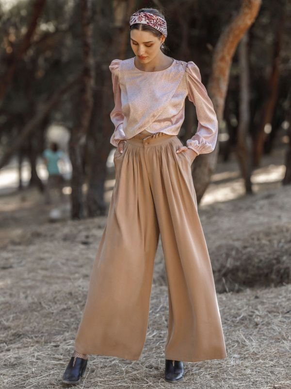 WINTERWOOD BROWN PANTS