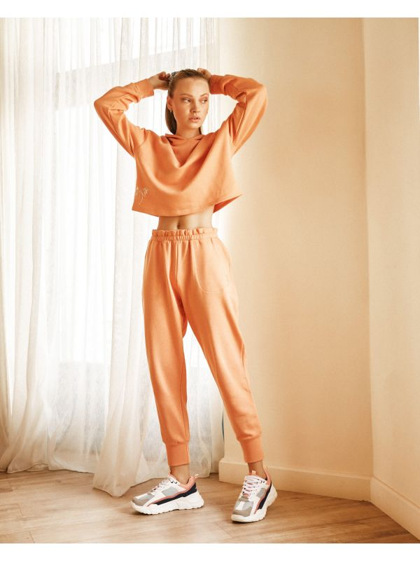 HONEYBEE PEACH PANTS