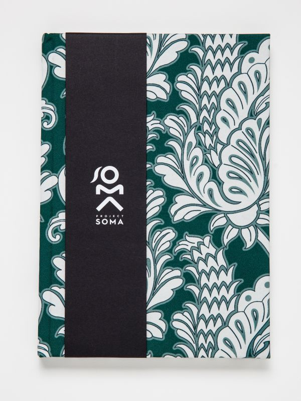 LIMITED EDITION A5 GREEN NOTEBOOK