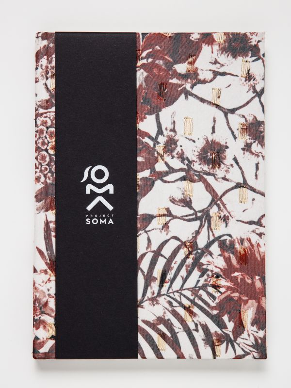 LIMITED EDITION A5 BORDEAUX NOTEBOOK