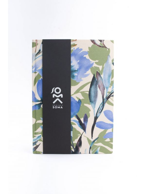 LIMITED EDITION BLUE NOTEBOOK