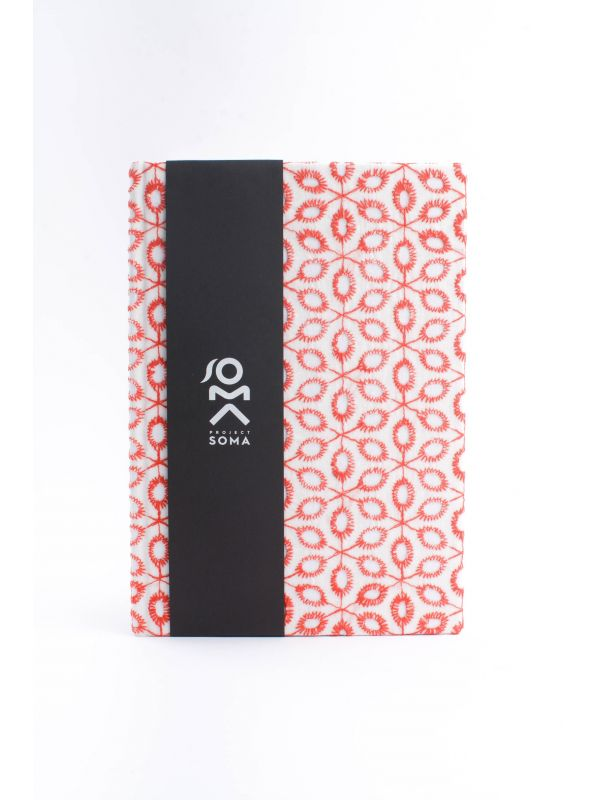 LIMITED EDITION CORAL NOTEBOOK