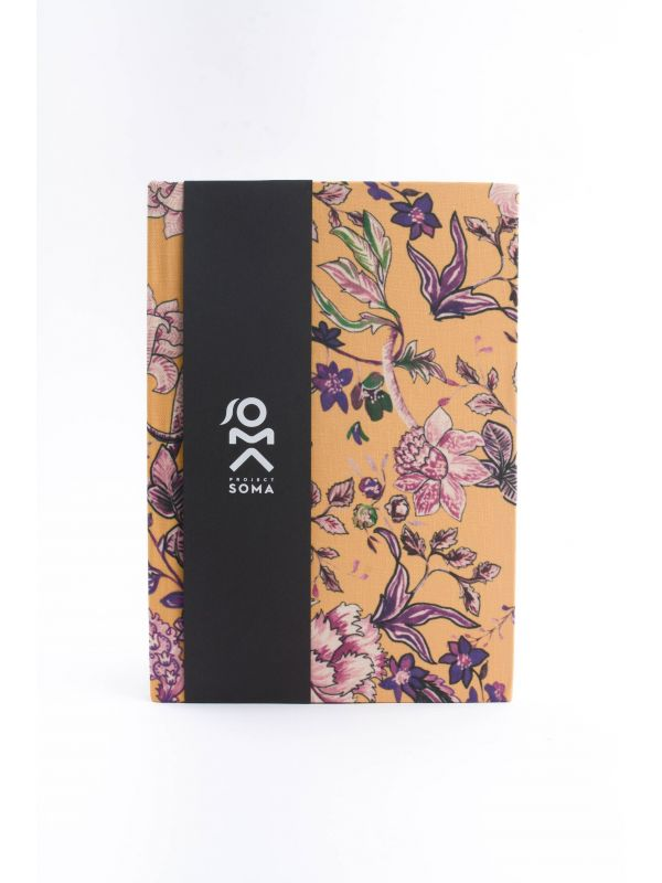 LIMITED EDITION YELLOW NOTEBOOK